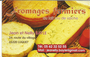fromage fermiers